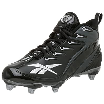 f9b8d2fec56dc2 Reebok Men s NFL 4 Speed III Mid Football Cleat