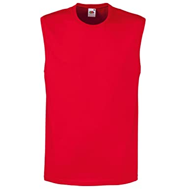 948ce0867e5f6 Fruit of the Loom Tank Top at Amazon Men s Clothing store  Athletic Vests