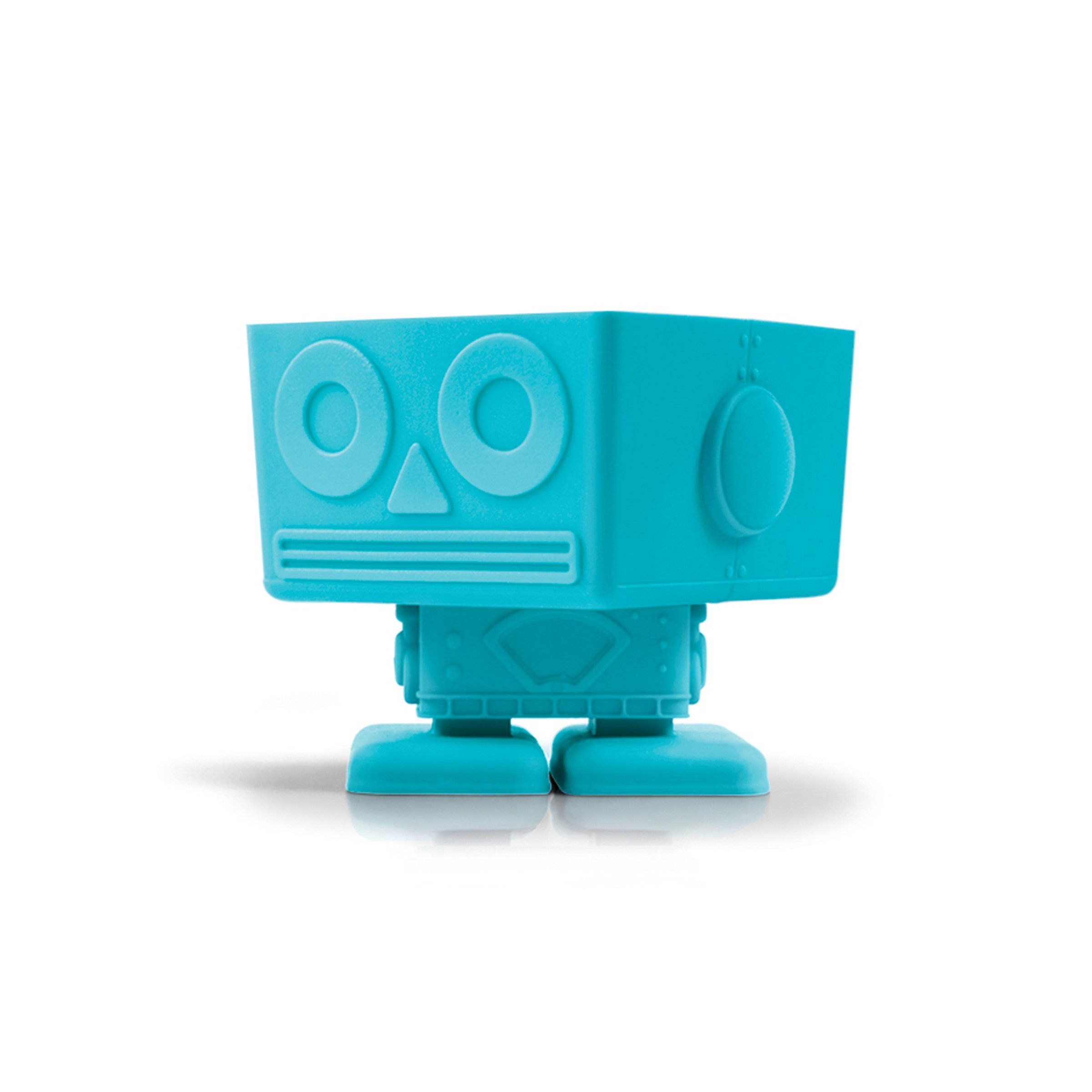 Fred YUMBOTS Robot Baking Cups, Set of 4 by Fred & Friends (Image #1)