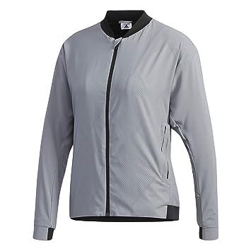 adidas BCADE Jacket - Chaqueta, Mujer, Gris(Gris): Amazon.es ...