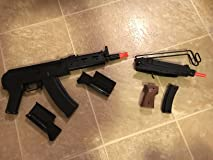 My son used these guns the day we received them ...