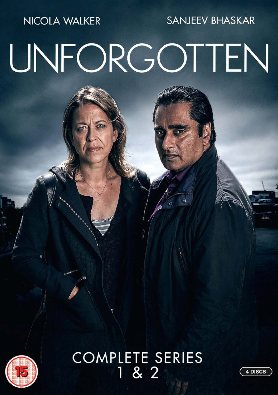 Unforgotten - Series 1 & 2 Box Set [Reino Unido] [DVD]