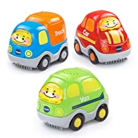 Deals on 3-Pack VTech Go! Go! Smart Wheels Everyday Vehicles