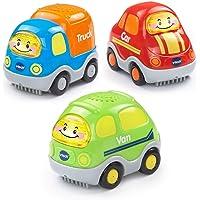 3-Pack VTech Go! Go! Smart Wheels Everyday Vehicles