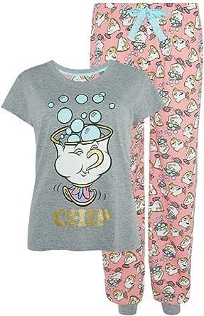 Primark - Pijama - para mujer multicolor S: Amazon.es: Ropa