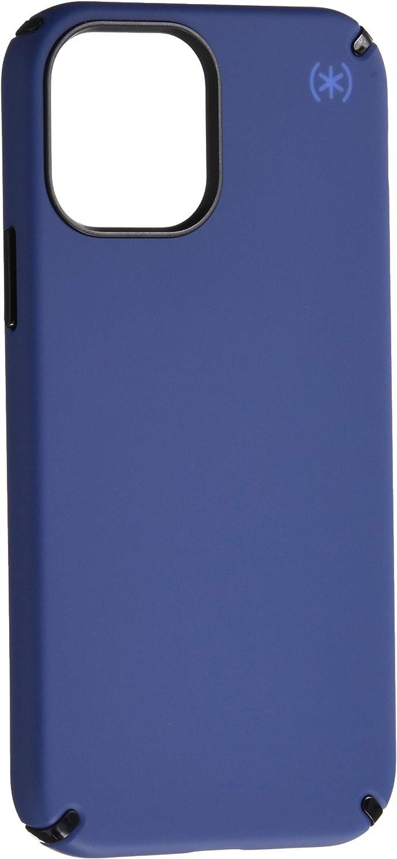 Speck Products Presidio2 PRO iPhone 12, iPhone 12 Pro Case, Coastal Blue/Black/Storm Blue