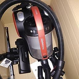 Polti Forzaspira C110_Plus Aspirador cicónico sin bolsa, 2 litros ...