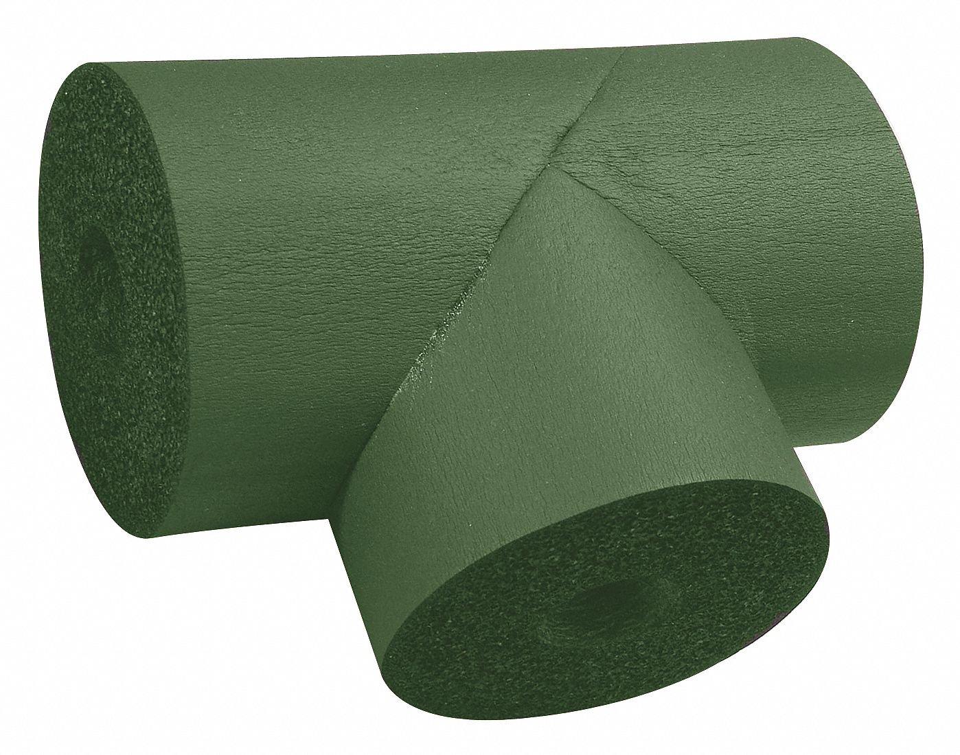 "3//4/"" Wall Elastomeric Pipe Insulation 6RX068138 K-Flex Usa 1-3//8/"" x 6 ft"