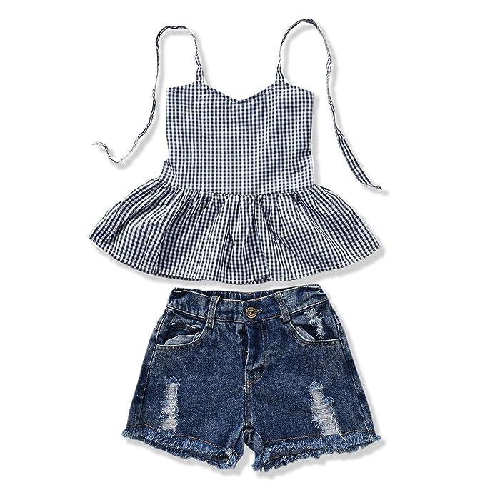 Amazon.com: Jóvenes Árbol 2pcs Moda Niños Bebé Niña ...