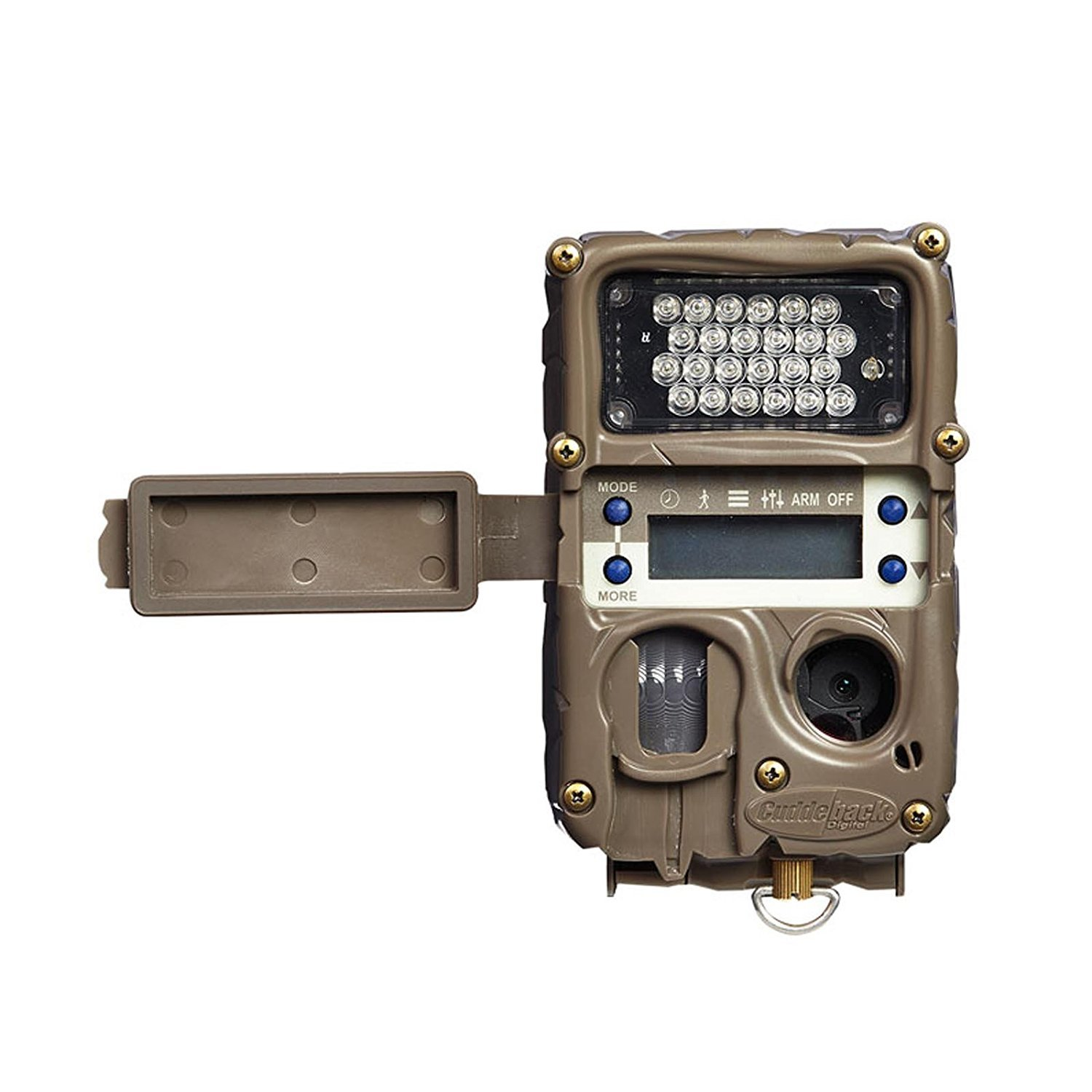 Cuddeback 20MP Long Range IR  Infrared Trail Game Hunting Camera with Mounting Bracket and Strap by Cuddeback (Image #1)