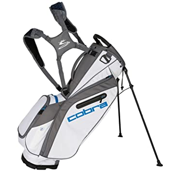 Cobra 2018 Ultralight - Bolsa de Golf, Color Blanco y Azul ...