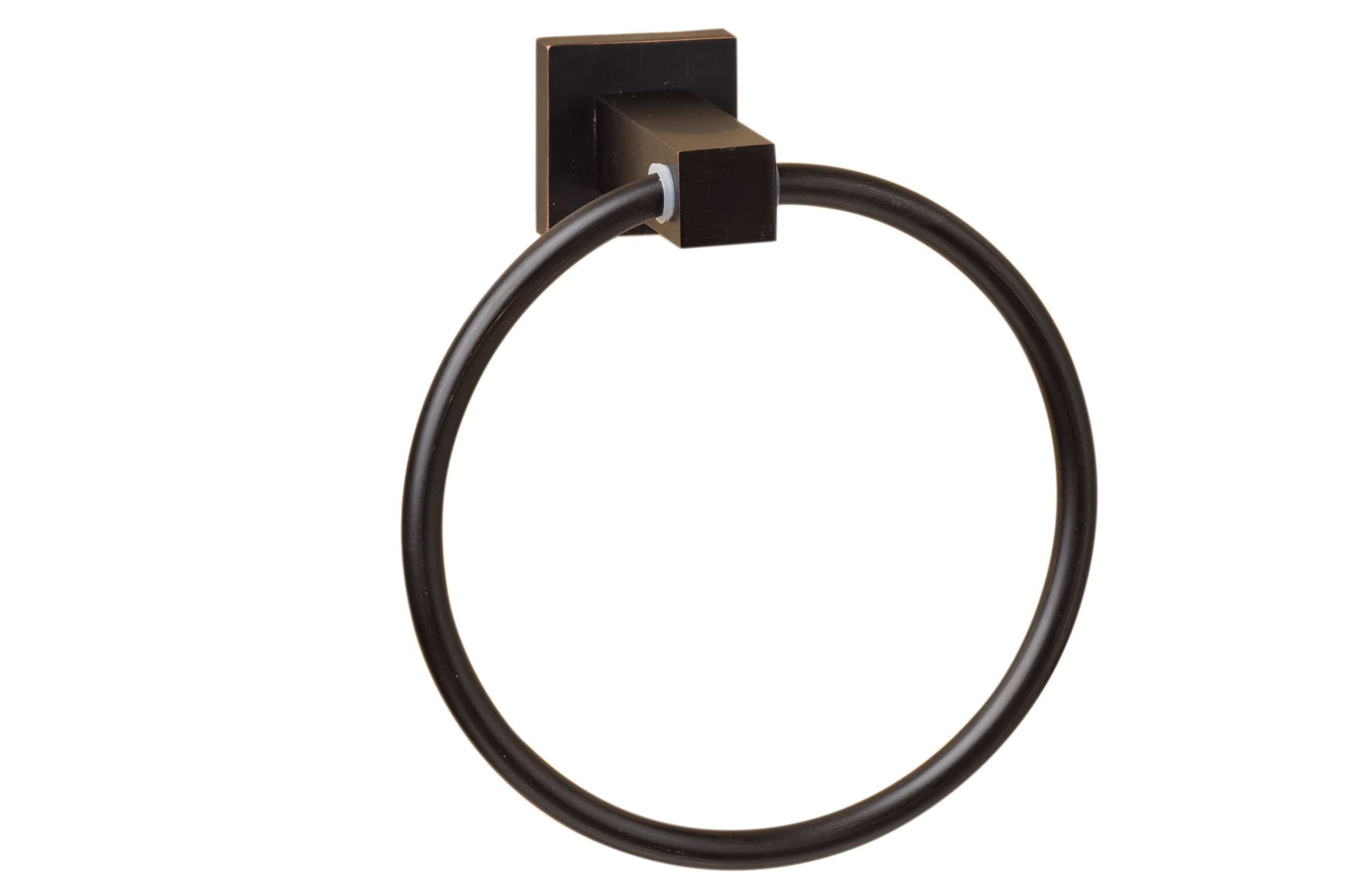 Sure-Loc Hardware BD-TR1 11P Baden Towel Ring, Vintage Bronze