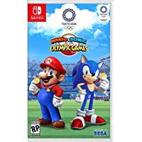 Mario and Sonic Olympic Games: Tokyo 2020 - Standard Edition - Nintendo Switch