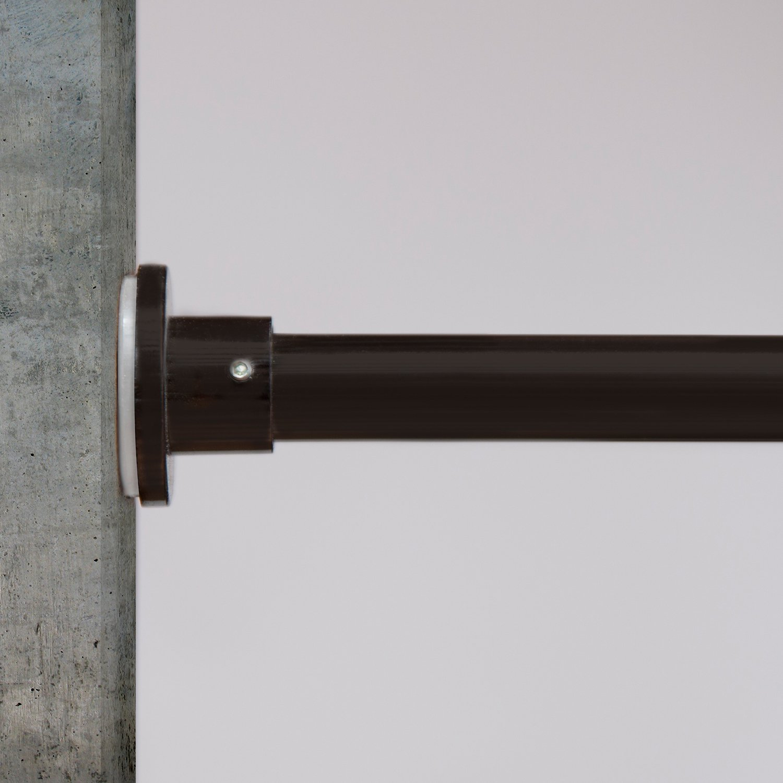 Decor Magnetic Curtain Rod Walmart Sidelight Curtains