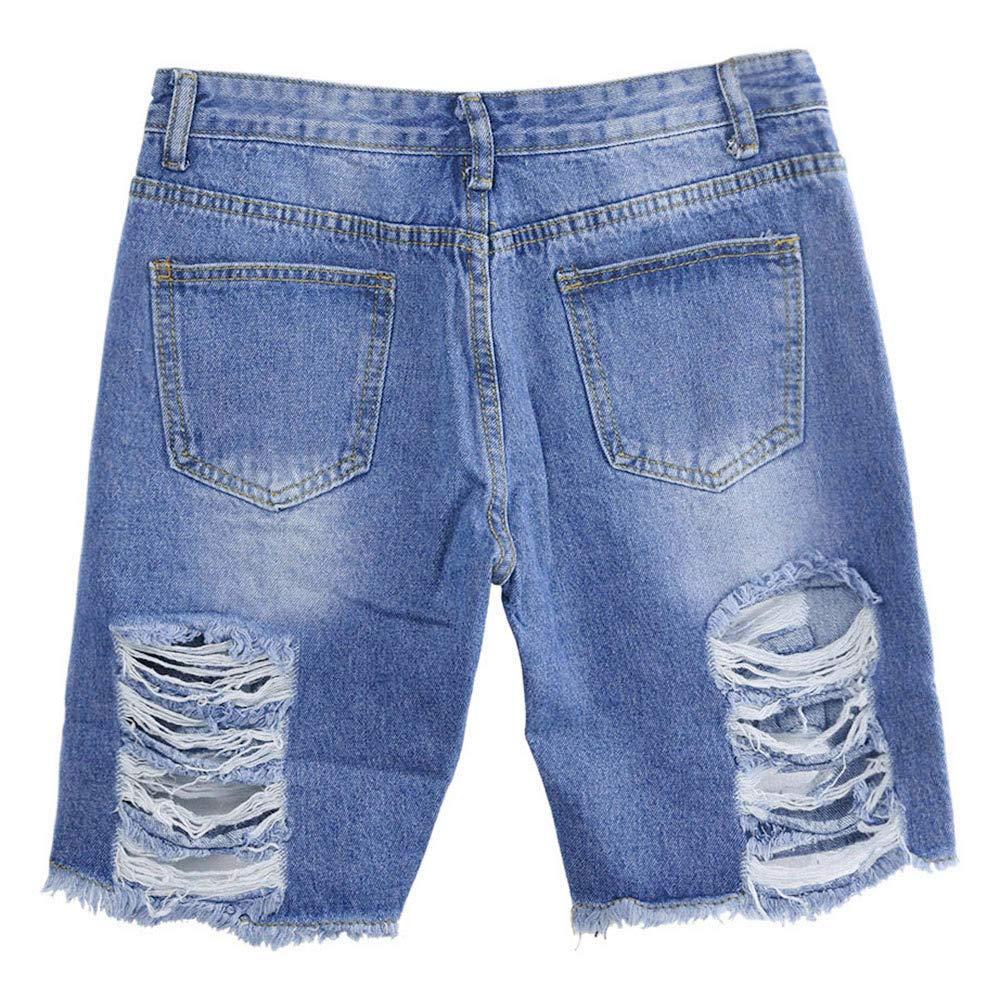 FELZ Pantalones Mujer Pantalones Mujer Vaqueros Mujeres Slim ...