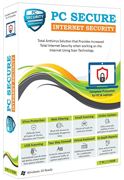 internet security software for windows 7