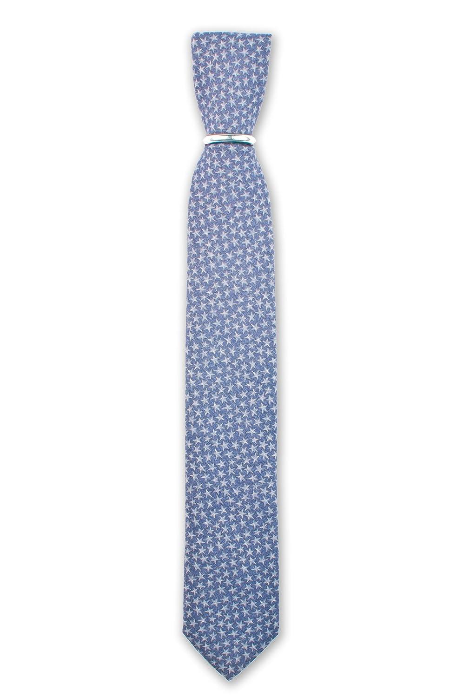 Corbata de tela vaquera con diseño de estrellas: Amazon.es: Ropa y ...