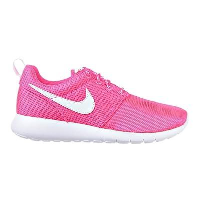 separation shoes 9e39c aafe8 Nike Rosherun GS - 599729609 - Farbe Rosa - Größe 37.5