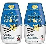 SweetLeaf Sweet Drops Vanilla Flavor 1.7 fl. oz. (2 Pack)