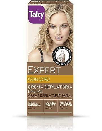 Taky Crema depilatoria facial oro - 20 ml