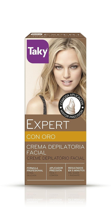 Taky Crema depilatoria facial oro - 20 ml Laboratorios Byly az12
