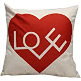 Pillowcase, Ammazona Pillow Case Sofa Waist Throw Cushion Cover Home Decor (G)