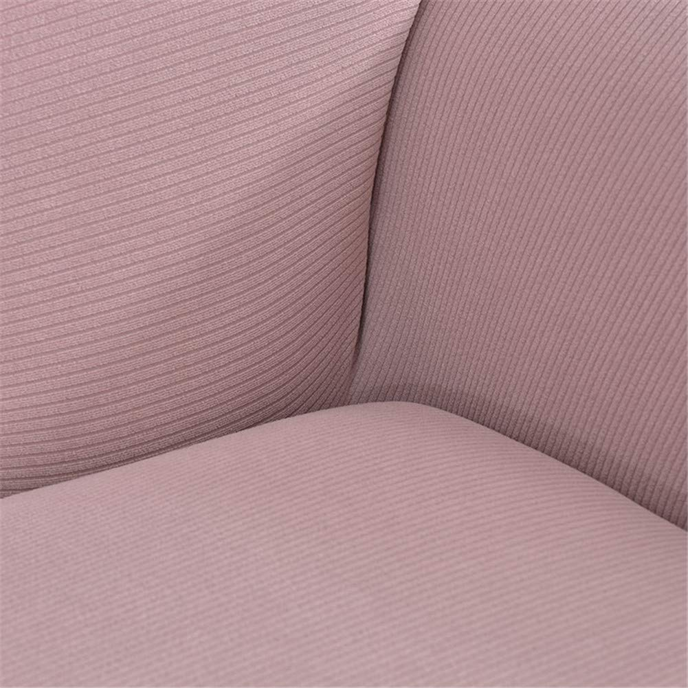 Furniture Protector for Couch Spandex Washablen Sofa Cover Coat,Pink,S(90//140CM) LCYCN Modern Simple high Stretch Sofa slipcover