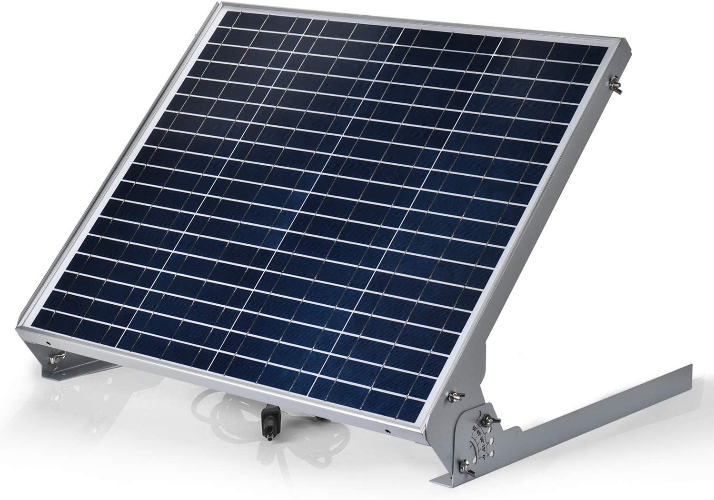RICH SOLAR Solar Panel Z Bracket Brackets Mounting Mount RV Boat Flat Roof Wall