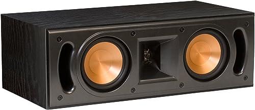 Klipsch RC42IIBL Center Speaker Black – Each