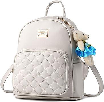 LUI SUI Borsa a tracolla con borchie a rivetto per donna Borsa a tracolla a tracolla in pelle PU da donna Borsa a tracolla per ragazze