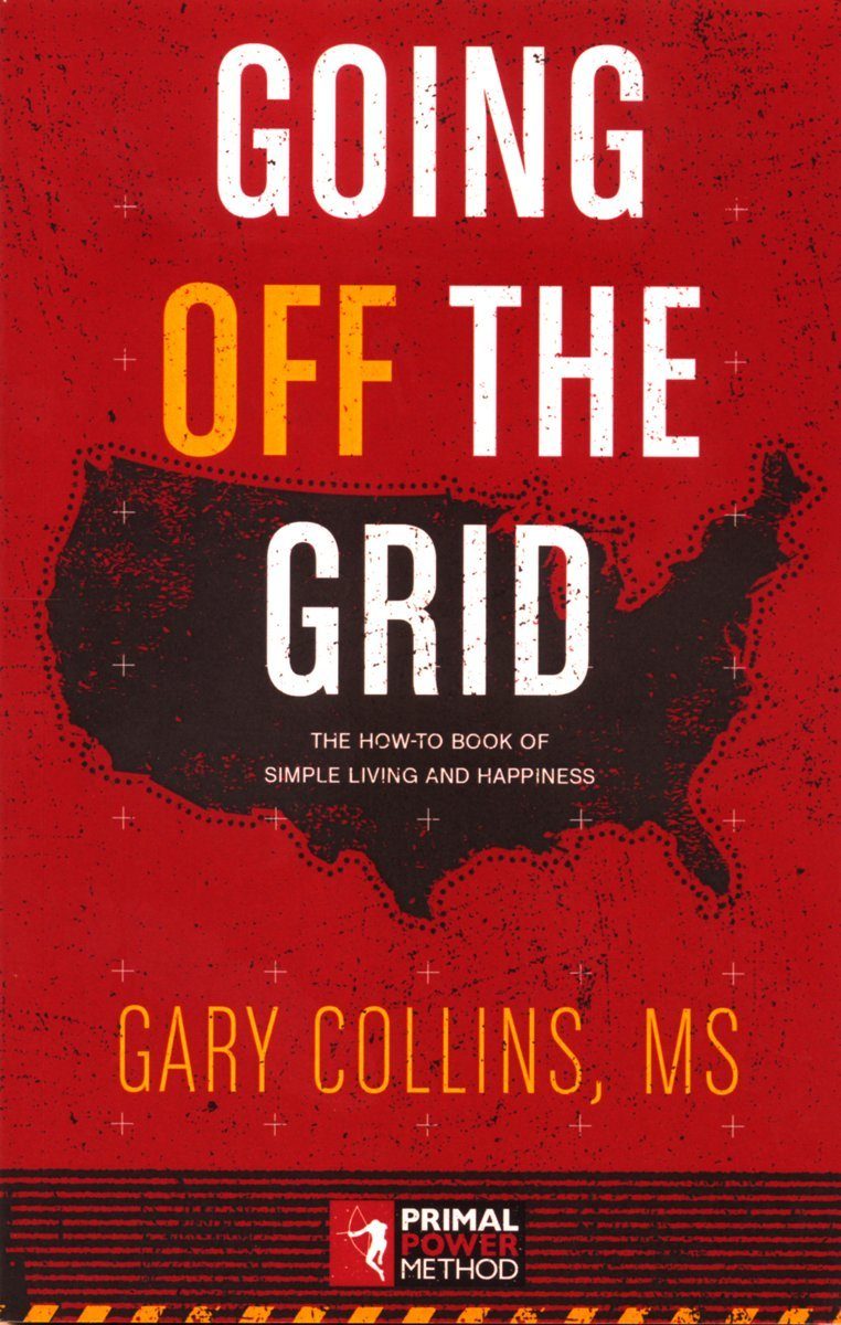 Going Off Grid Gary Collins product image