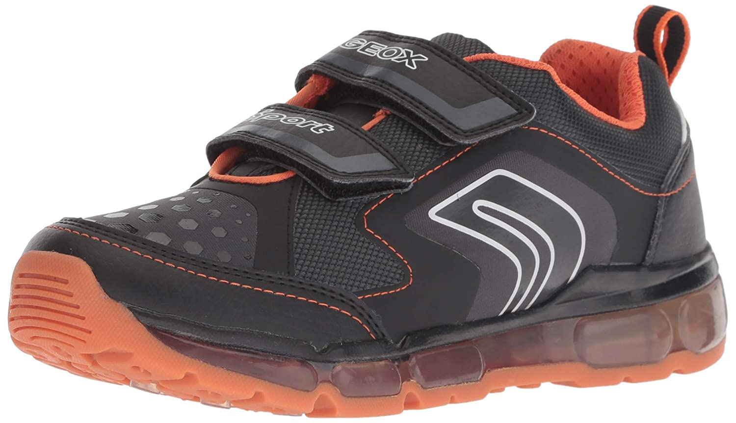 Geox J Android A, Sneakers Basses garçon