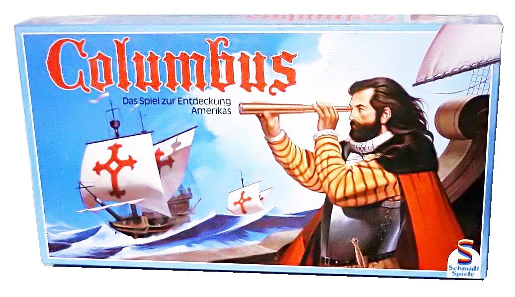 Columbus – Schmidt Spiel