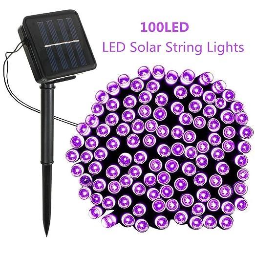 69 opinioni per SOLMORE Solare led Luci Stringa Alimentato ad Energia luci della stringa Energia