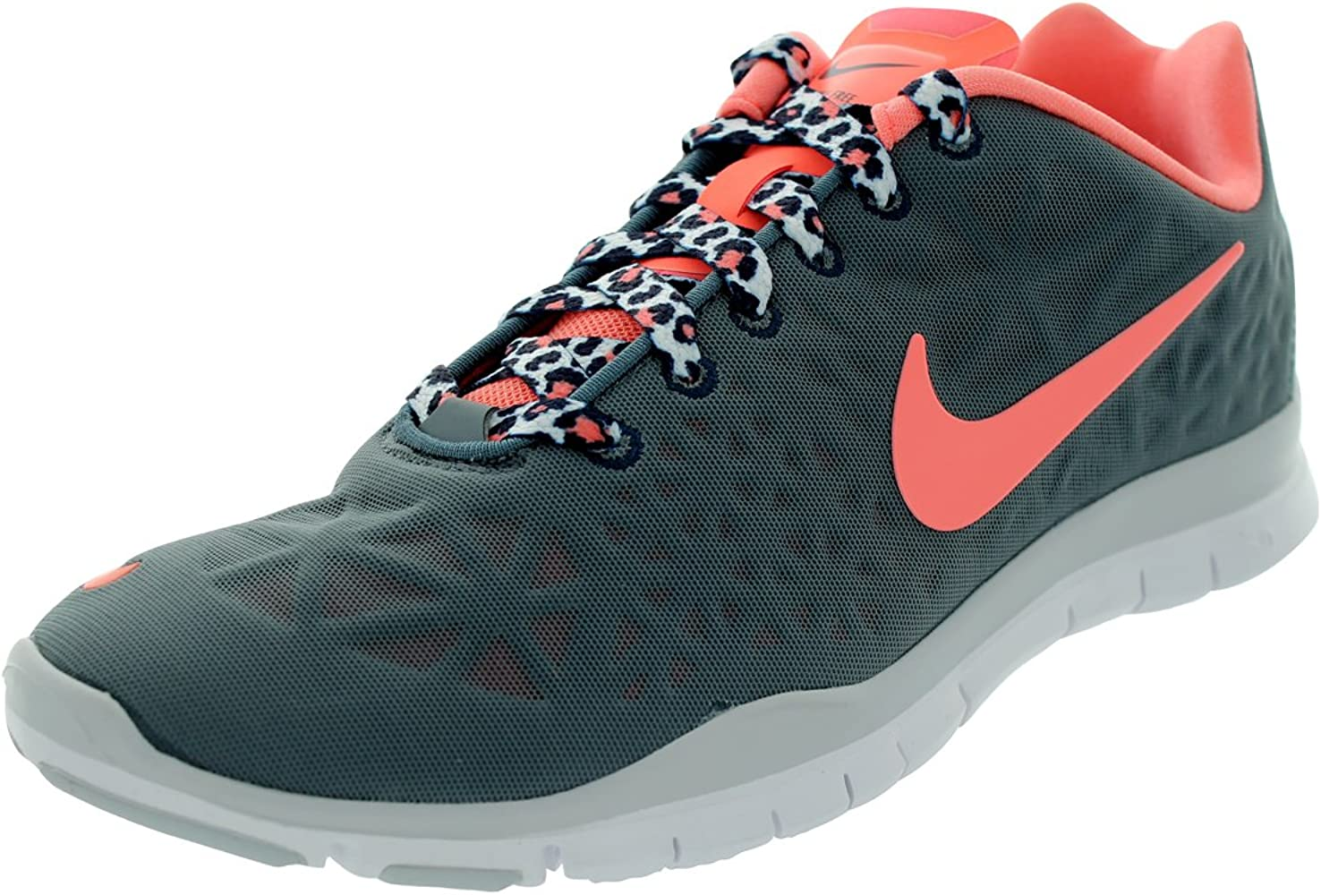 Cintura Raramente erosión  Amazon.com | Nike Free TR Fit 3 Women Running Shoes 555158-400 Armory Slate  10 M US | Running