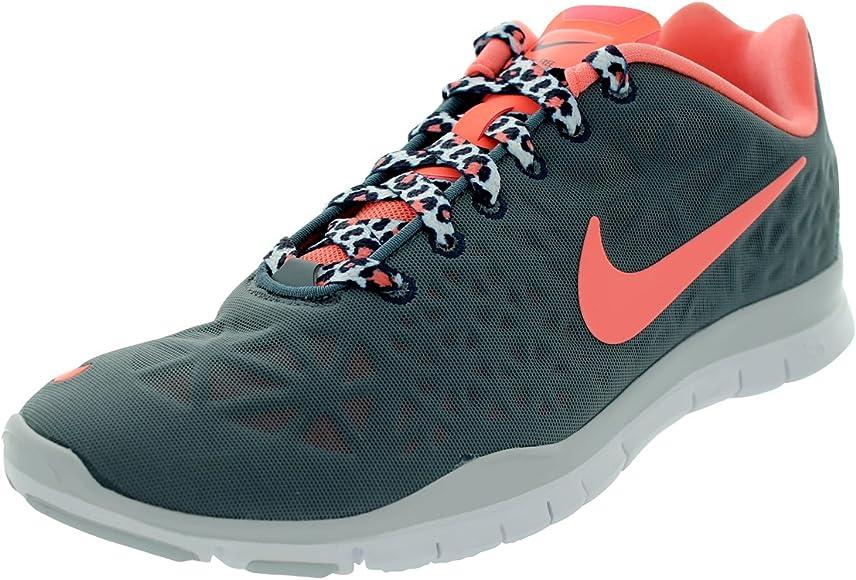 precio más bajo con boutique de salida moda atractiva Amazon.com | Nike Free TR Fit 3 Women Running Shoes 555158-400 Armory Slate  10 M US | Running
