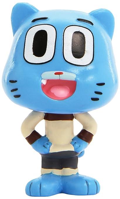 Cartoon Network JOHNNY BRAVO mini personaggi 6 cm
