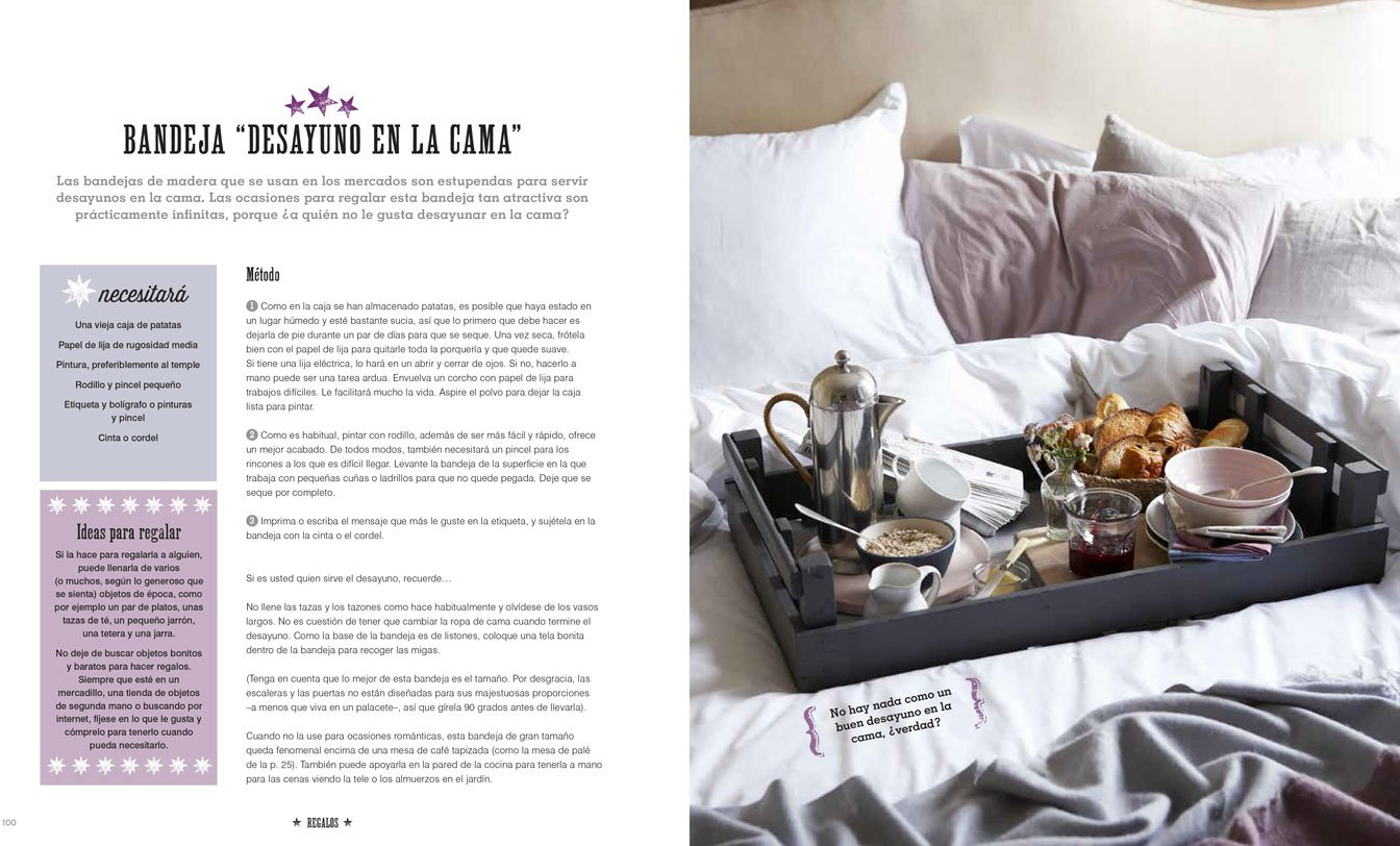 Hecho en casa: Decoración y regalo: Varios: 9788416407040: Amazon.com: Books