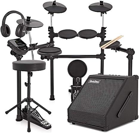 Pack de Bateria Digital 430 + Amplificador: Amazon.es: Instrumentos musicales