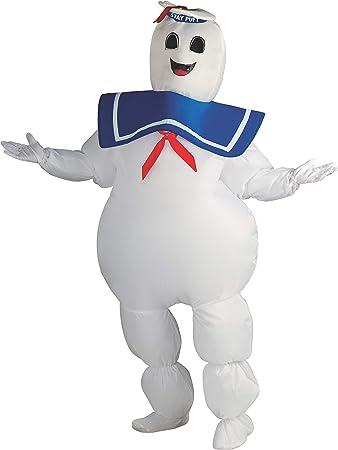 Rubbies - Disfraz de Cazafantasma Hinchable para niño, Talla Única ...