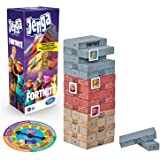 Jenga: Fortnite Edition Game, Wooden Block Stacking Tower Game for Fortnite Fans, Ages 8 and Up