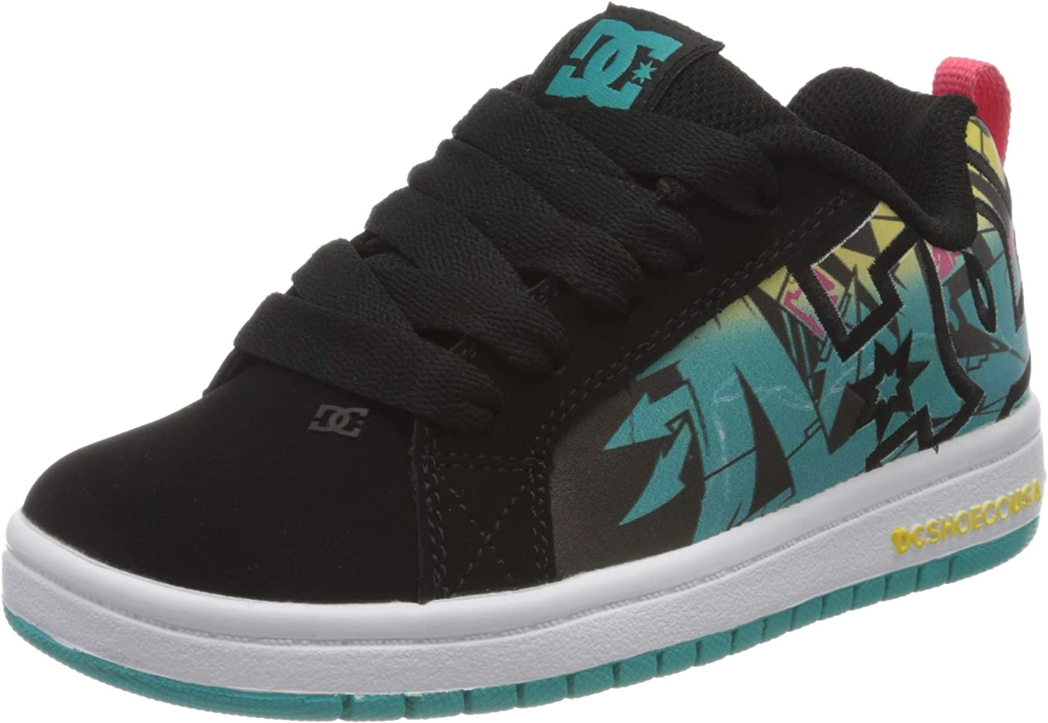 Sneakers Basses gar/çon DC Shoes Court Graffik Se Se