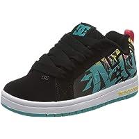 DC Shoes Court Graffik Se, Zapatillas de Skateboard