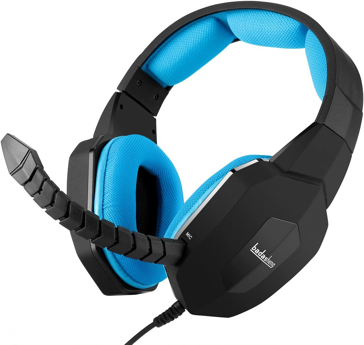 PS4 Xbox one 3.5mm Stereo Gaming Headset for Playstation 4 Xbox 1 PC Smartphone Tablet and Mac with Detachable Microphone