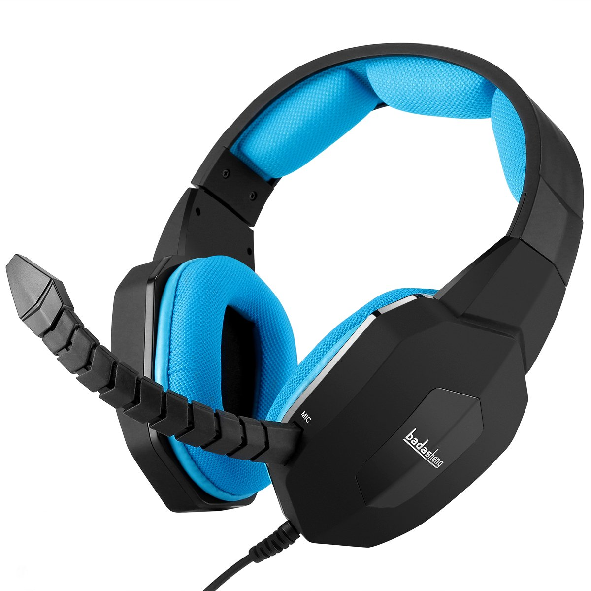 Amazon.com: PS4 Xbox one 3.5mm Stereo Gaming Headset For Playstation ...
