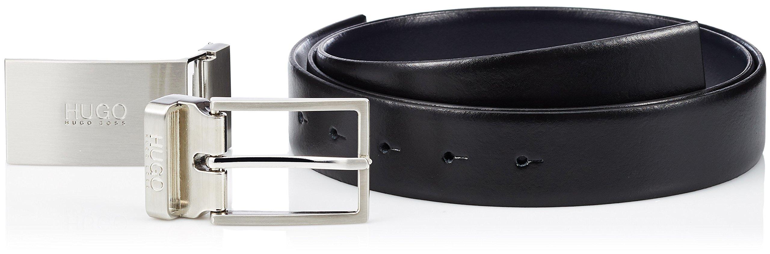 Boss Hugo Boss Men's Grory Belt Gift Box, black/dark blue, pce.