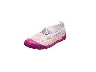 [ディズニー] 上履き プリンセス 総柄 16-20cm 女の子333100823 ホワイト/ピンク 16 cm 2E