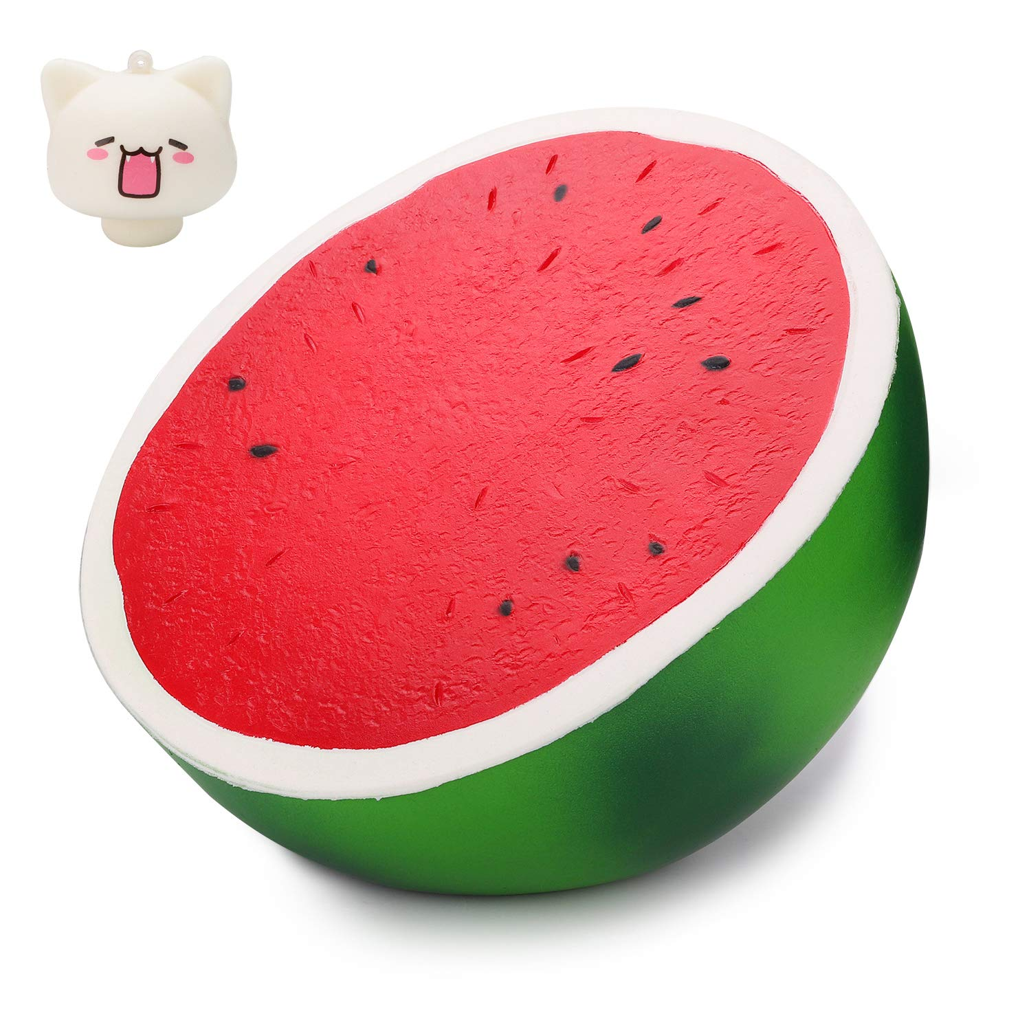 Lovely Toy,Stress Relief Toy,Decorations Toy Gift Large Watermelon WATINC 1pcs 10inch Jumbo Watermelon Squishy Sweet Scented Funny Comfortable Squishy for Kid Toy