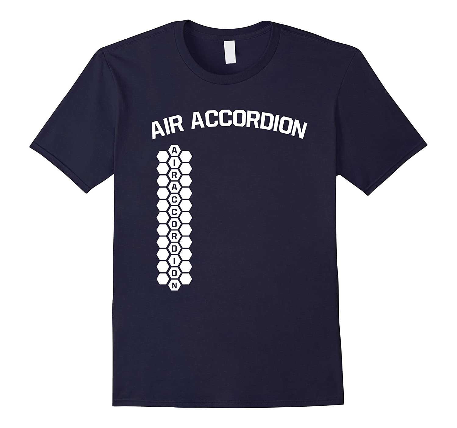 AIR Accordion T-Shirt - high quaility-TH