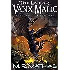 Trigon Daze: (The Legend of Vanx Malic Book Five)
